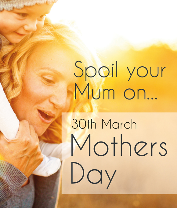 Treat Your Mum This Mothers Day