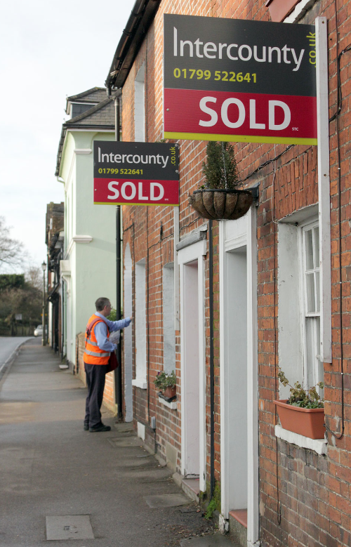 Why Do Uk House Prices Continue To Rise Higher Than In Europe?