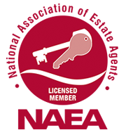 Naea licensed logo