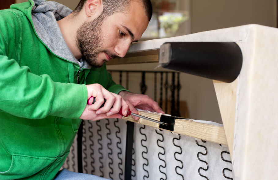 Deducting money from a tenant's deposit