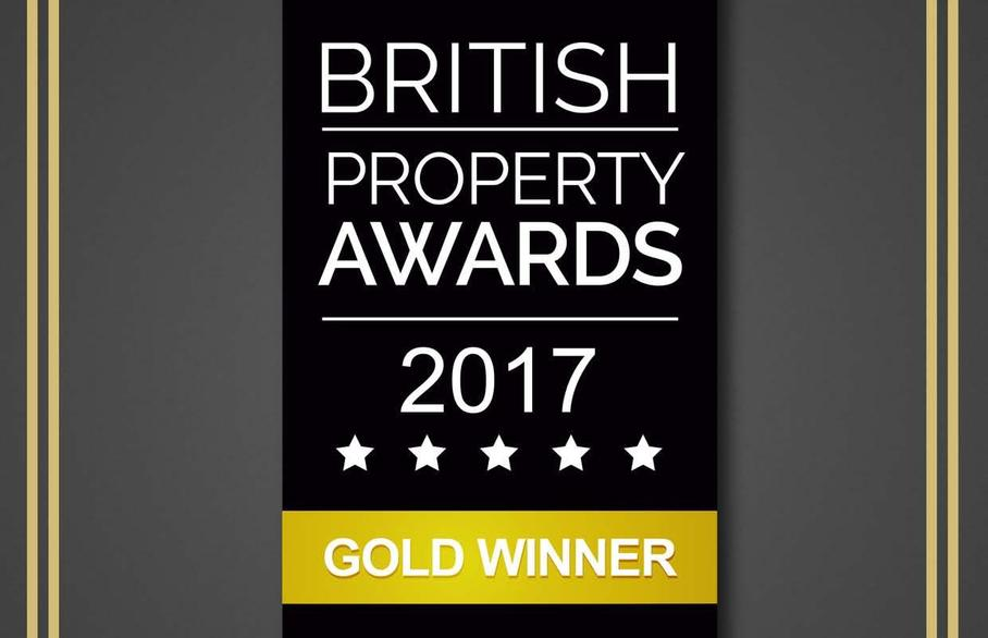 The British Property Awards Winner for Princes Risborough