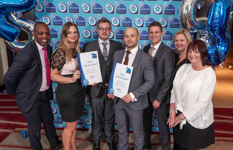THE JNP PARTNERSHIP HELPS NATIONAL NETWORK CELEBRATE 25 YEARS OF ESTATE AGENCY EXCELLENCE