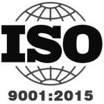 ISO 9001 2015 logo 150x150