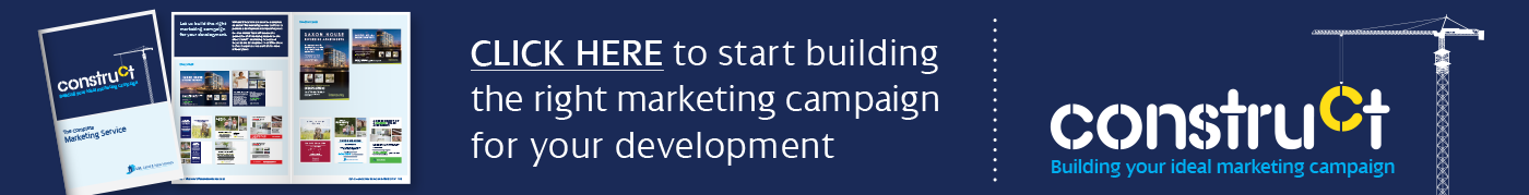 Help to start building the right marketing campaign for your property development