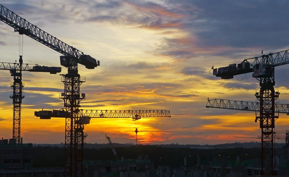 Construction sector bouncing back?