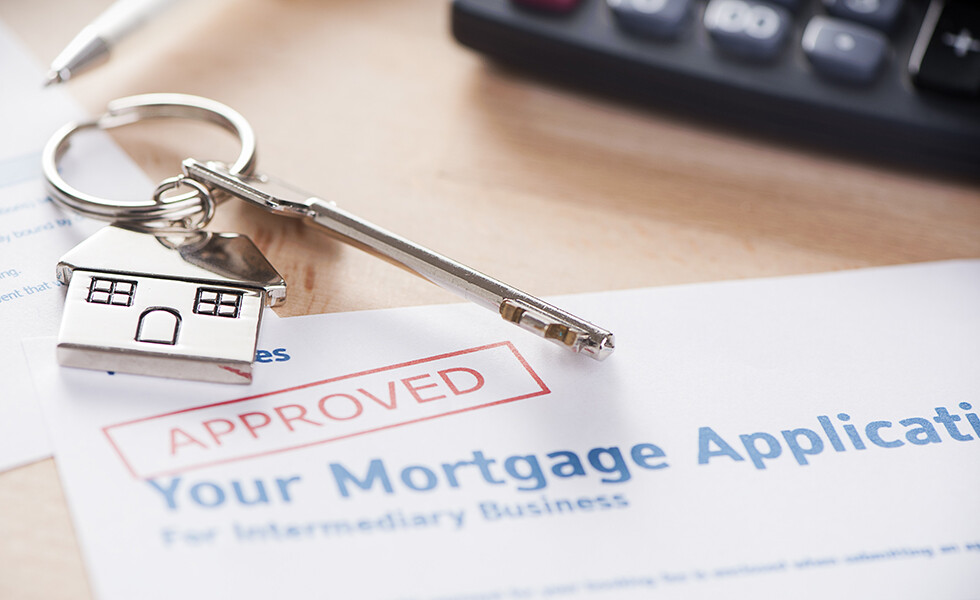 Mortgage approvals show signs of growth