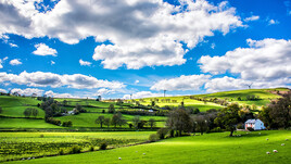 Plan to convert farms into housing estates in N Yorks