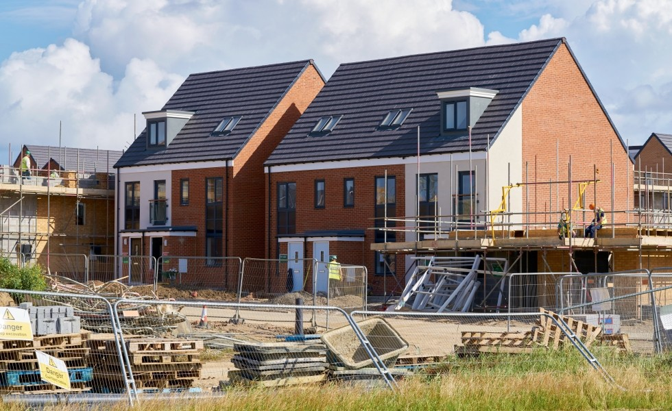 LSL New Build Index - The market indicator for New Build Homes September 2015