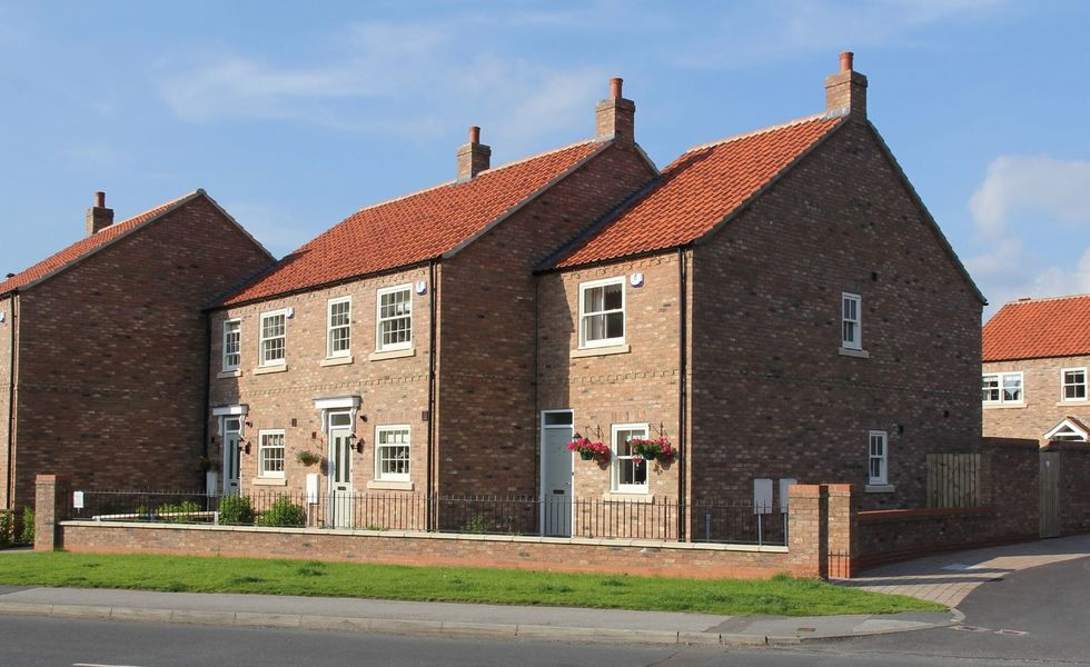 LSL New Build Index - The market indicator for New Builds May 2017