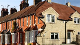 What are the advantages of part exchange (PX) for housebuilders and home buyers?