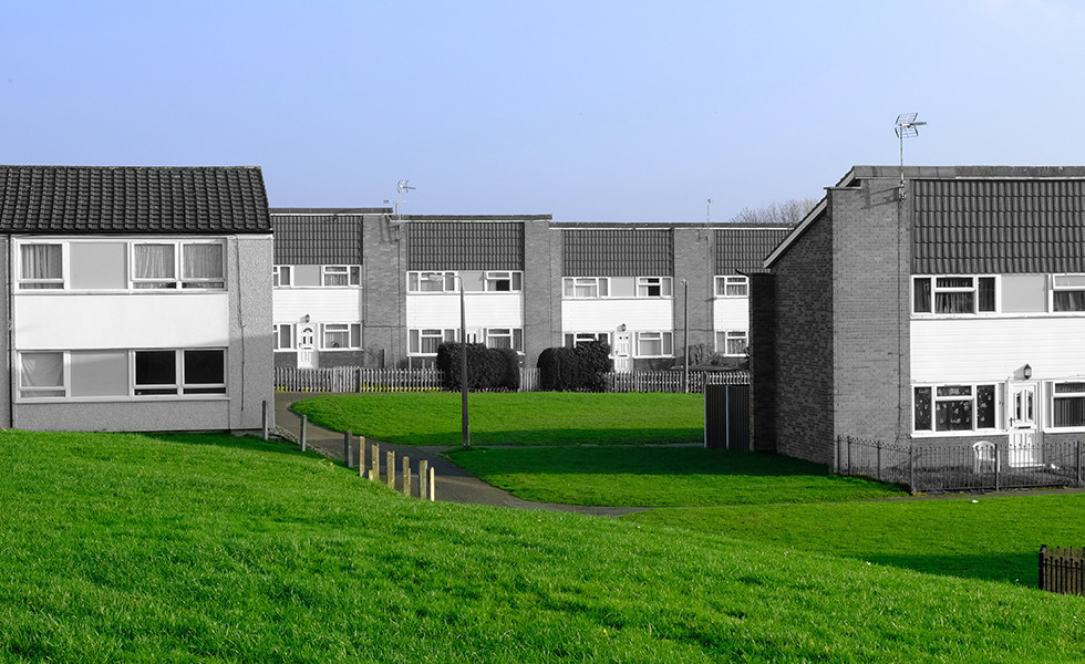 How housing in England has changed since the 1960s