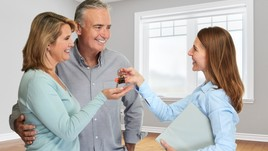 Over 55s just as likely to upsize as downsize when moving house