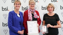 PX Hub has been recertified by BSI to ISO9001:2015
