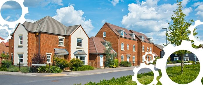 New homes marketing for new build developments