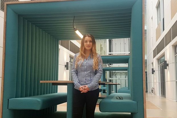 Milena joins the Property Management Team