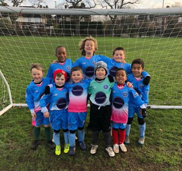 Our Sponsorship of Doverhouse Lions Youth and Disability Football Club