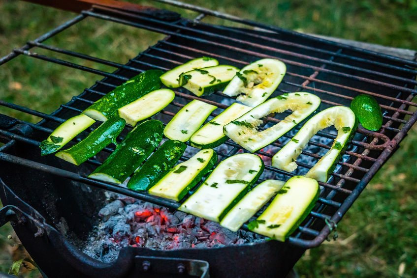 Veggies on the BBQ