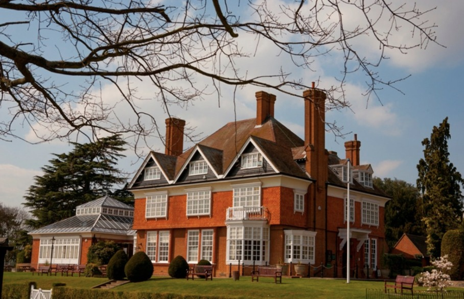Check out Chigwell Hall