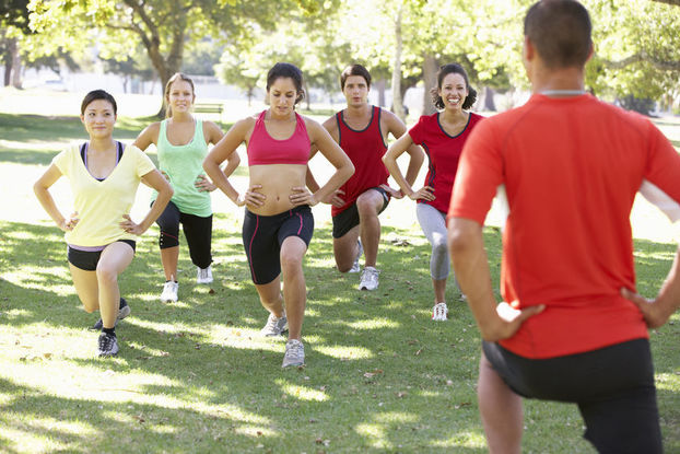 Essex boot camps in Chigwell