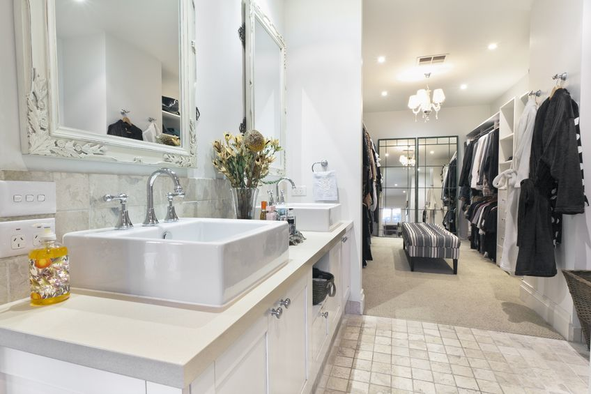 Creating your very own dressing room
