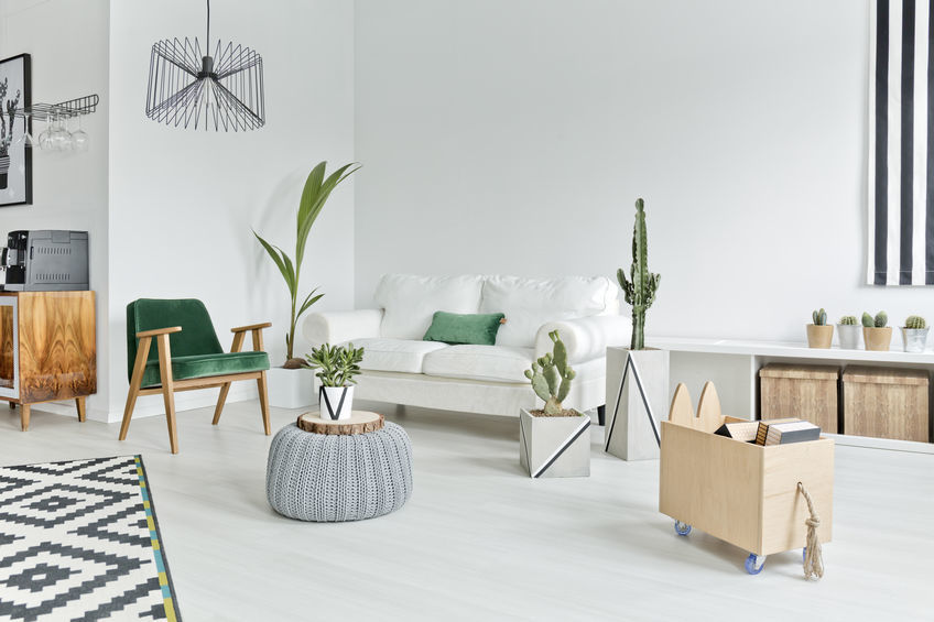 What furnishing will be trending in 2019?