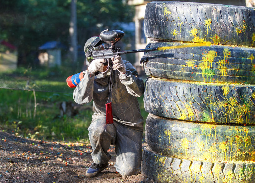 Mayhem Paintball on your doorstep
