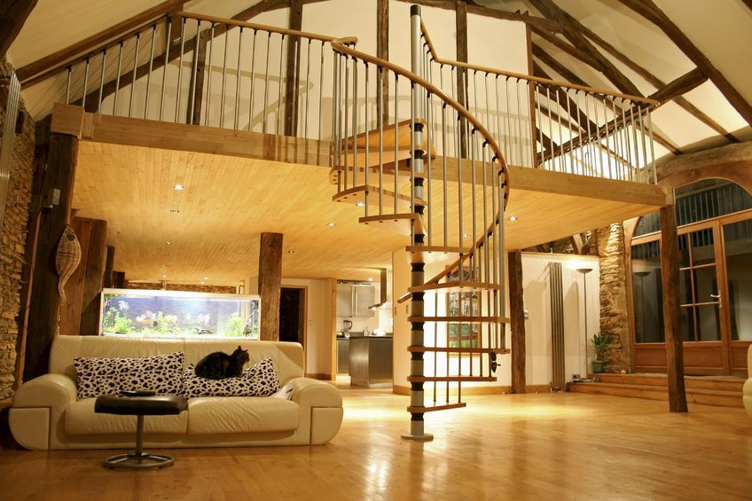 What about a mezzanine floor?