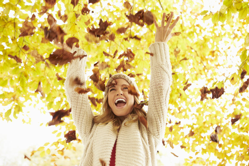 Are you an Autumn person?