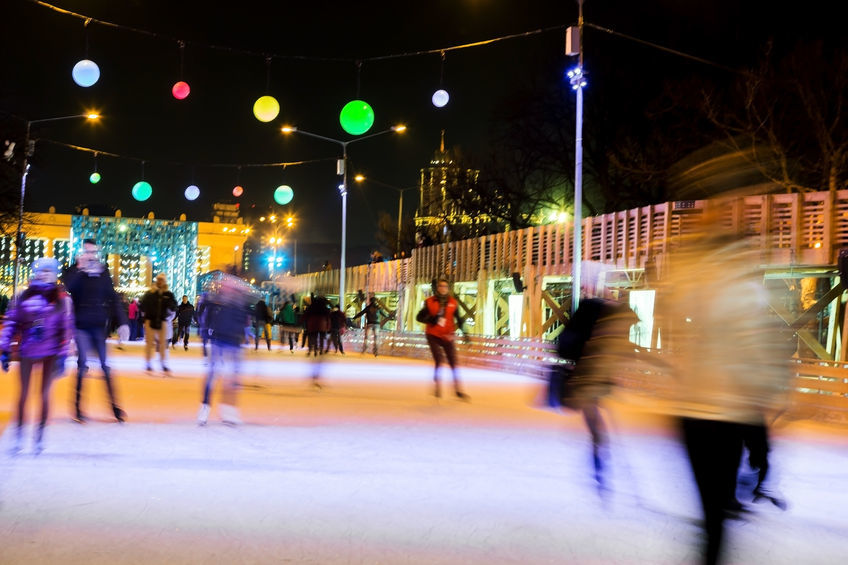 Get your skates on in London