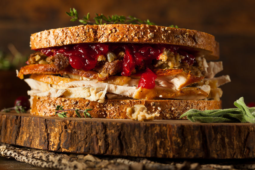 The Boxing Day sandwich