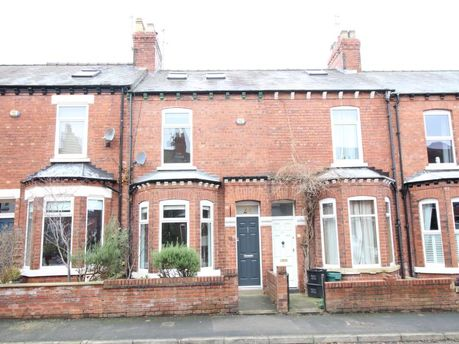 Hot houses house for rent murray street york for Lastingham terrace york