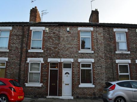 Hot houses house for rent pembroke street york for Lastingham terrace york