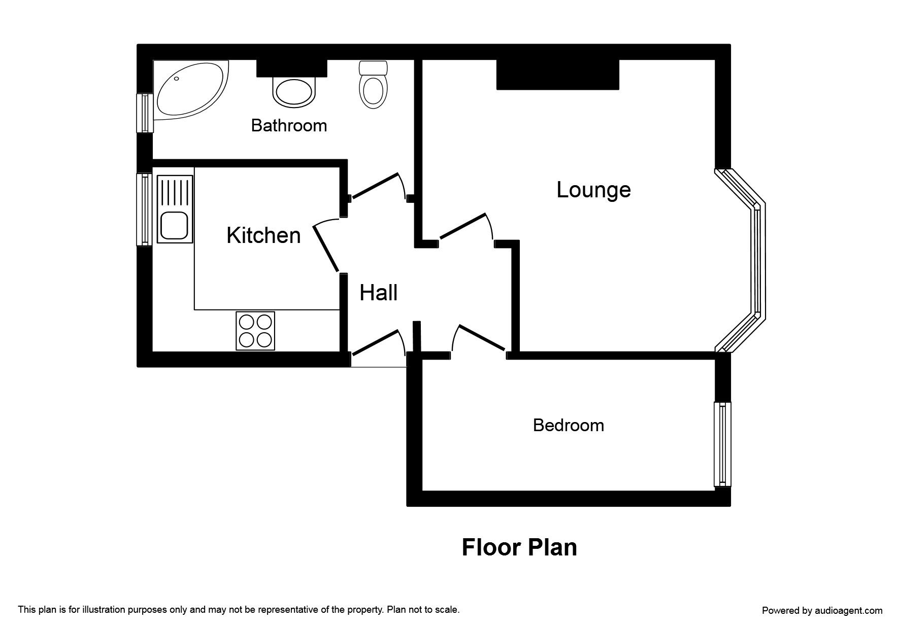 1 bedroom flats for sale in scarborough north yorkshire
