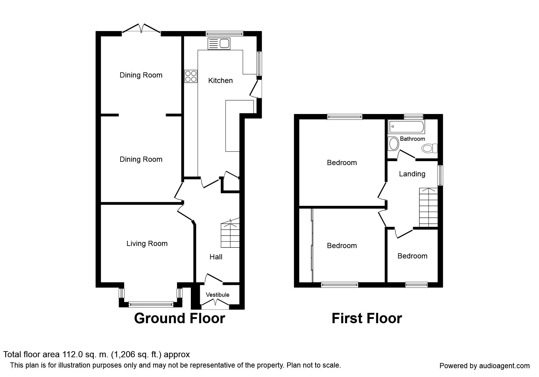 houses for sale in wakefield west yorkshire reeds rains view floorplan