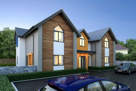 House for sale in Abergele with Reeds Rains