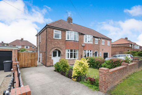 House for sale in Acomb with Reeds Rains