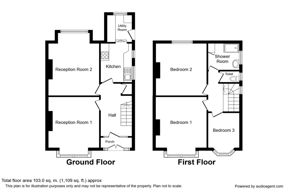 Property For Sale In Stockport Cheshire Reeds Rains Building Detatched Wiring Diagram View Floorplan