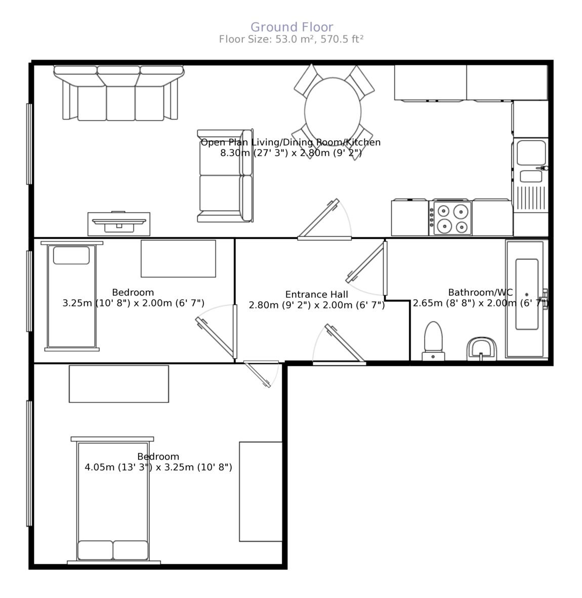 Bullring Floor Plan Property For Sale In Edgbaston Birmingham Your Move