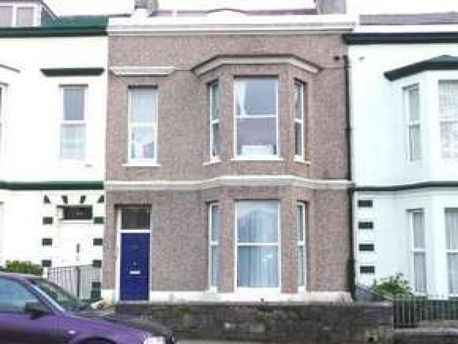 Hot Houses Map Of House For Rent Lipson Road Plymouth