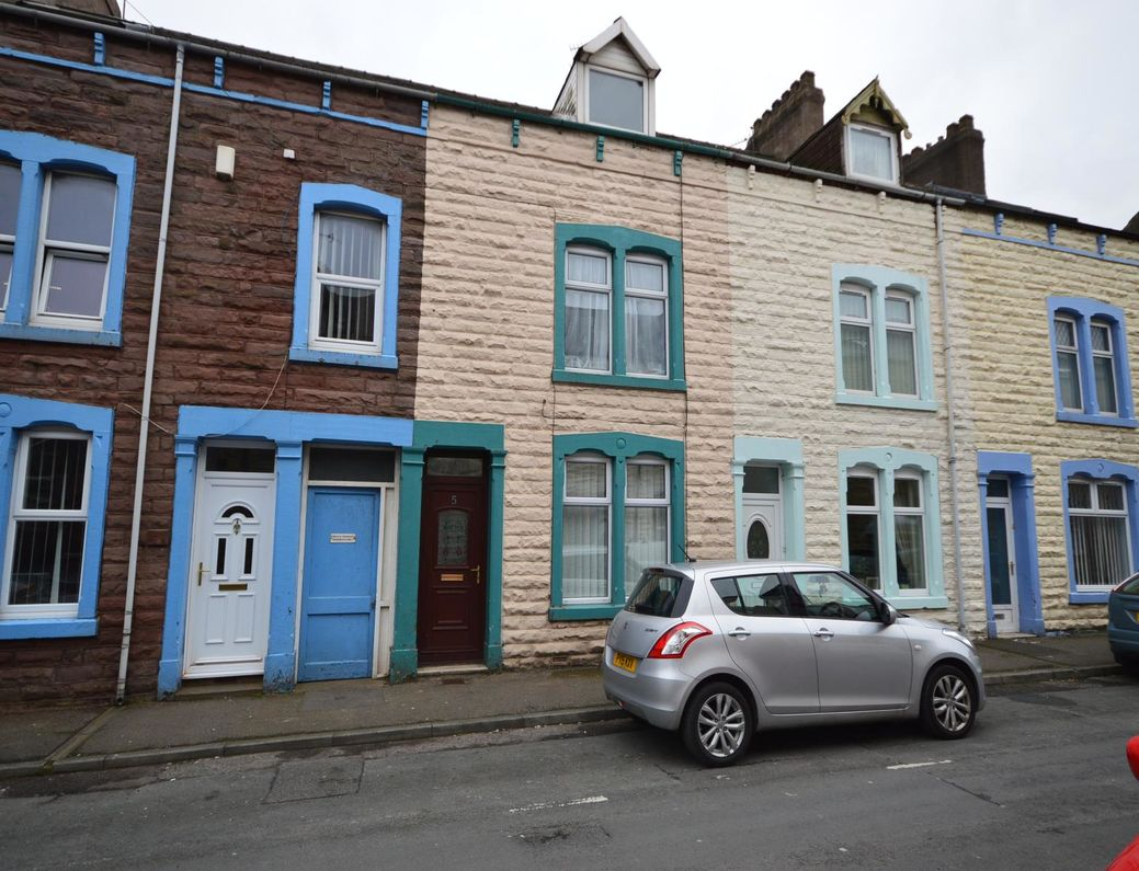 4 bedroom house for sale dean street workington cumbria for Modern homes workington