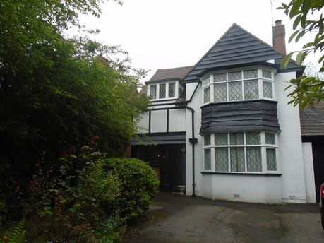 Hot Houses Map Of House For Rent Croftdown Road Birmingham