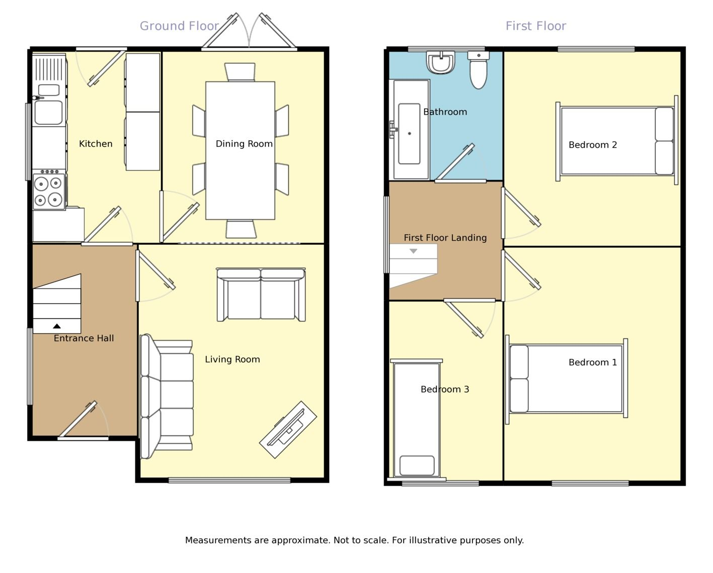 3 Bedroom Houses For Sale In Leeds Your Move