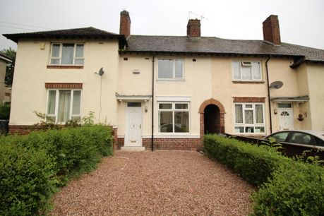 Hot Houses Map Of House For Sale Gatty Road Sheffield