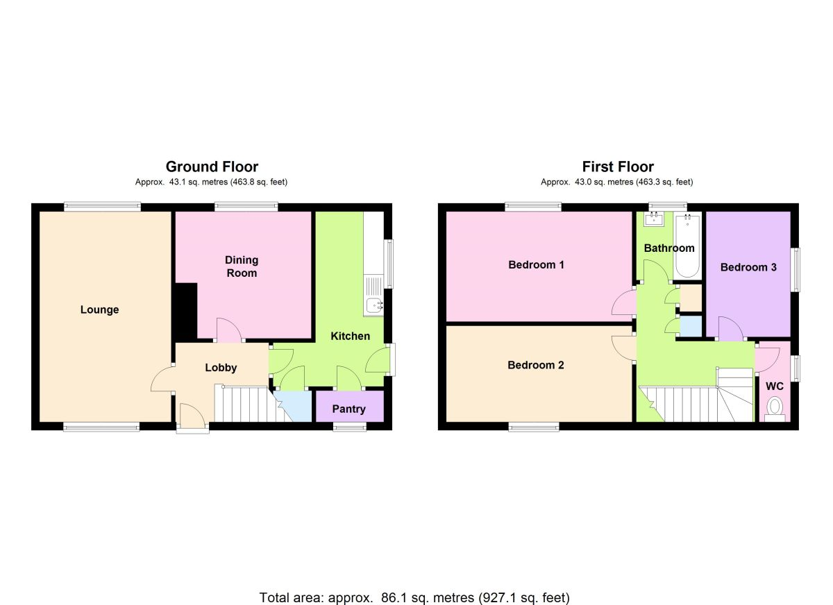 Property For Sale In Ebchester