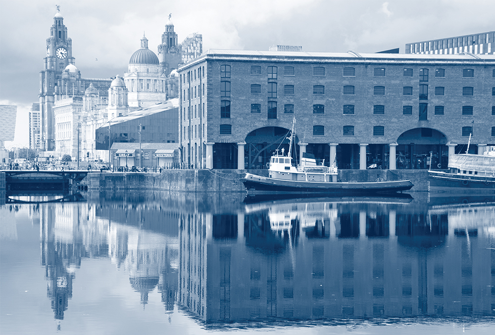 West Derby Albert Dock Small Duotone