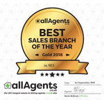 Allagents Best Sales Branch Of The Year