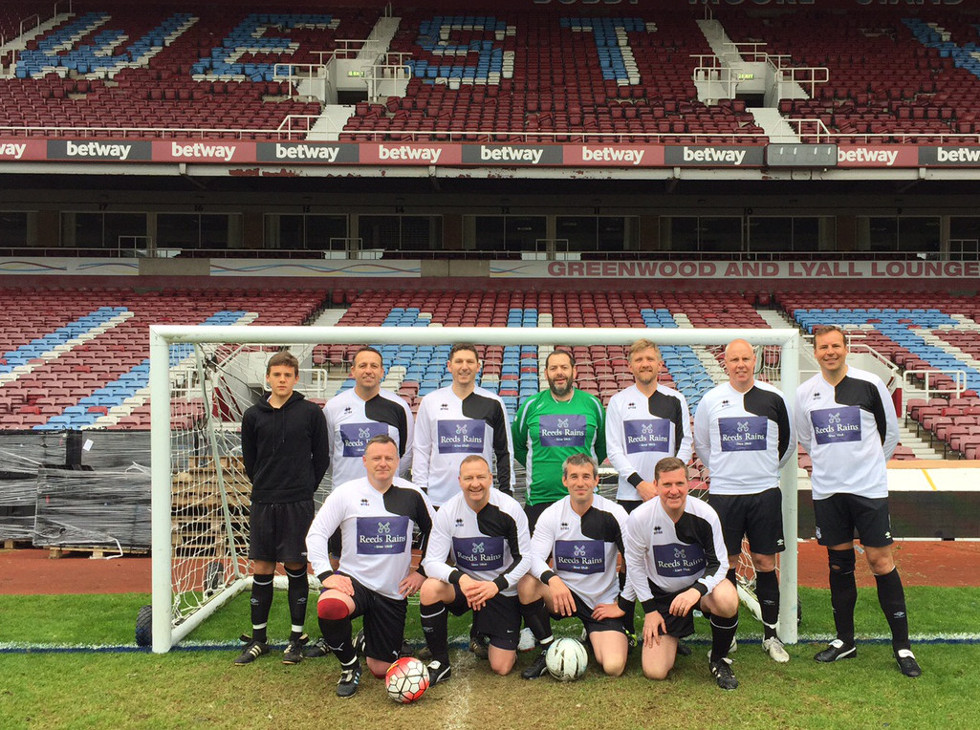 Farewell at Upton Park