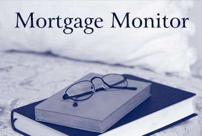 January 2016 - Mortgage Monitor