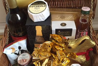 Easter Hamper Prize Draw Winner Announced