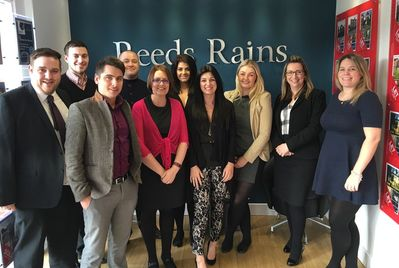 Reeds Rains - Cheadle Training Academy